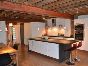 Gemeubeld loft-style appartement (all-in prijs). Met zijn ligging op de Stadswaag stapt u zo het oude stadscentrum in. Het appartement maakt deel uit
