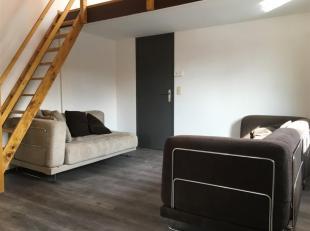 Magnifique studio au 2ème étage composé d`un séjour avec cuisine équipée ouverte, d`une salle de bains, d`un