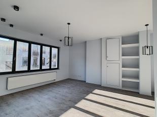 Tres beau duplex/triplex complétement rénové en 2019, dans un petit immeuble. Il est composé dun living, cuisine super-&ea