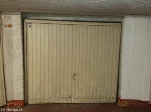 Avenue de Tervuren, 306 - Dans un immeublede standing grand box fermé à louer. Accès aux garages sécurisé à
