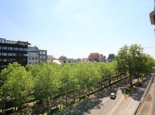 Leuk en lichte te renoveren appartement in kleinschalig appartementsgebouw op de Britselei te Antwerpen.<br /> Vanuit het appartement geniet je zicht