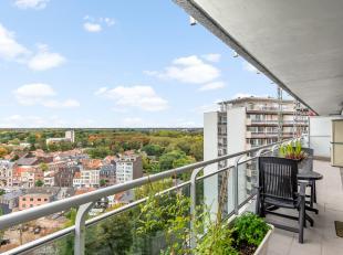 Instapklaar appartement met prachtig zicht op het Rivierenhof!<br /> <br /> Dit appartement gelegen op de zestiende verdieping geniet van een uniek zi