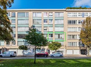 Zeer verzorgd en ruim appartement (101 m²) met lift op centrale locatie te Borgerhout!<br /> <br /> Nabij alle belangrijke invalswegen, openbaar