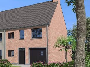 Landelijk strakke woningen met zeer rustige ligging vlakbij centrumHet project vormt een geheel van 8 halfopen zeer energie zuinige woningen, welke vo