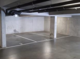 Erfpacht garage Ibis  De Panne Deze erfpacht garage is gelegen in het Ibis hotel in De Panne.De ondergrondse staanplaats is gelegen op wandelafstand v