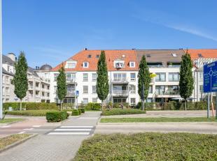 Prachtig luxueus afgewerkt duplexappartement in mooi gebouw.Dit appartement bestaat uit inkom met vestiaire en gastentoilet, zeer grote leefruimte op