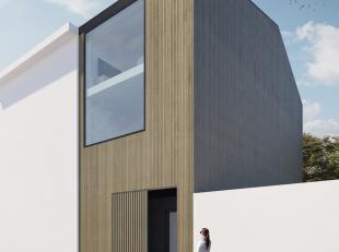 De moderne en architecturale uitstraling van deze woning en ook de uiterst centrale ligging zijn dé troeven van dit nieuwbouwproject. Gelegen i