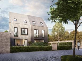 PROJECT BORD'OOp het Eilandje te Gent, met zicht op de jachthaven, bieden wij u 7 moderne nieuwbouwwoningen aan. Twee woningen liggen aan de straatzij