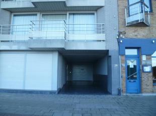 kleinschalige residentie Seagulle<br /> afgesloten ruime garage staanplaats op wandelafstand van de dijk van Zeebrugge,<br /> voor verdere info contac