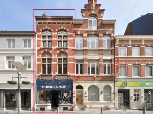 """Huis """"Den Gulden Valck"""" werd omstreeks het einde van de 19e eeuw gebouwd in het """"hartje Maaseik"""".<br /> Gedurende verschillende decennia werd het pand"""