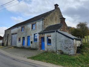 Charmante demeure sise au calme dans le village de Froidfontaine.<br /> La maison bénéficie de tout le confort moderne (chauffage centra