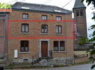 Agréable appartement en parfait état.<br /> Celui-ci bénéficie de tout le confort et d'une bonne clarté naturelle.<