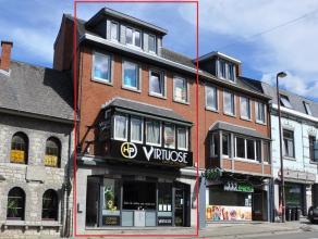 Immeuble d'investissement comprenant une surface commerciale et un logement (triplex).<br /> Idéalement sis en plein centre de Beaura