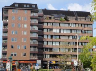Inkomhal, living, ingerichte keuken, ingerichte badkamer, toilet, 2 slaapkamers, 2 terrassen, fietsenberging, gemeenschappelijke tuin, autostaanplaats