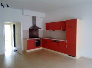 Très bel appartement comprenant : living, cuisine équipée, salle de bains, 1 chambre, chauffage central gaz.+ Charges éval