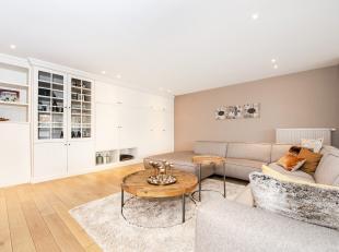 Prachtig afgewerkt luxe appartement met oppervlakte van 159m² gelegen op topligging. <br /> <br /> Dit prachtig appartement is gelegen in een res