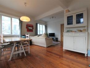 IN OPTIE KLOOSTERSTRAAT: Lumineus 2 slpk-appartement Dit licht en ruim twee slaapkamer appartement beschikt over een comfortabele woon-en leefruimte o