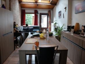 Leuke stadswoning gelegen in het centrum van Brugge, nabij het Astridpark! Indeling: inkom, keuken, leefruimte, badkamer met douche, 2 ruime slaapkame