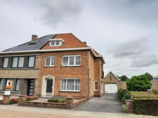 Maison à vendre                     à 8310 Assebroek