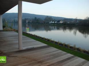 BORD DE MEUSE - Rivière - Profondeville - Venez vite découvrir et réserver votre appartement de standing dans cette nouvelle r&ea