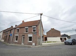 Loyer : 650€ hors charges privatives<br /> Nous vous proposons cette agréable maison située près de la place de Wasmuel,