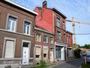 4040 Herstal - En Marexhe, 10. Maison d'habitation comprenant un appartement 4 chambres en duplex (1er et 2ème) +1 petit appartement/studio de