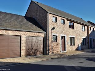 APPEL D'OFFRE - FAIRE OFFRE A PARTIR 220.000 euro Le Bureau Godin vous propose à la vente cette superbe maison avec garage et jardin, id&eacute