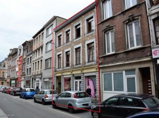 4000 Liège - Rue Saint-Léonard, 62 Le Bureau Godin vous propose à la vente cet immeuble de rapport en ordre urbanistique pour 1 c