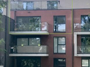 Laken  Aangenaam duplex appartement van 100m² en gelegen op de 4de en 5de verdieping van Residentie Albert in een rustige straat dichtbij alle fa