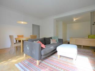 Entre la Place du Chatelain et la Place Brugmann - Bel appartement 1 chambre meublé d'une superficie totale de +/-60m² - Il se compose d'u