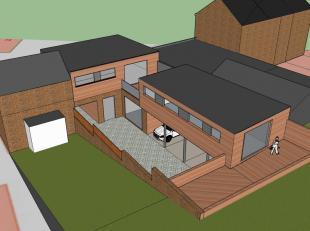 Projet immobilier réalisable pour la construction d'un petit immeuble de 2 appartements* PARCELLE DE TERRAIN A BATIR DE 1027M² LIBRE D'ARC