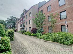 REF 618 - Enghien 7850 - Très bel appartement au calme- 2ème étage - Hall, Séjour avec cuisine ouverte et balcon, hall de