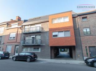 Recent appartement met 2 slaapkamers (eigen douchekamer), terras, fietsenberging, ... (korte termijn van 1 jaar => ideaal voor studenten) Lichtrijk