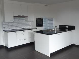 Het appartement is gelegen op de tweede verdieping.<br /> Het is gelegen in een volledig nieuwbouwproject van 5 appartementen met 5 bijhorende garages
