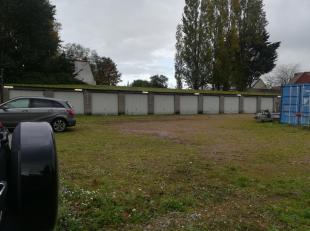 Garage à vendre                     à 9041 Oostakker