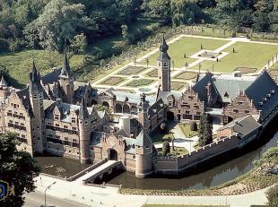 """Tot de VERBEELDING SPREKEND kasteel """"Sterckshof"""", gelegen in het Rivierenhof, de groene long van Antwerpen.<br /> Het domein kent een rijke geschieden"""