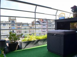 Dit appartement, onderdeel van de residentie Oud België, is ideaal gelegen voor wie optimaal wilt genieten van de Belgische kust. Deze zeeparel l
