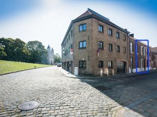 Deze woning geeft u de opportuniteit om, betaalbaar, van het Brugse stadsleven te genieten. De centrale ligging zorgt voor een vlotte bereikbaarheid n