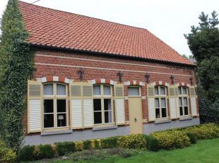 Hoeve met prachtige loods en achterliggende stallen op circa 4 ha 50 te koop te Eeklo<br /> <br /> Zeer gezellig ingerichte hoevewoning<br /> Grote ho