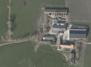 Prachtig gelegen hoeve met stallen en nieuwe loods te koop te Middelkerke<br /> <br /> Momenteel nog melkvee- en varkensbedrijf bestaande uit<br /> <b