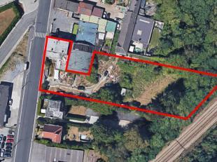 Réf.ITL1068+++Immeuble offrant diverses possibilités d'aménagement+++ <br /> Ancienne brasserie convertie en maison unifamiliale