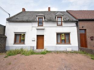 Prix: Offre à partir de 65.000 euros, frais d'agence non inclus et à charge de l'acquéreur.<br /> Maison à rénover