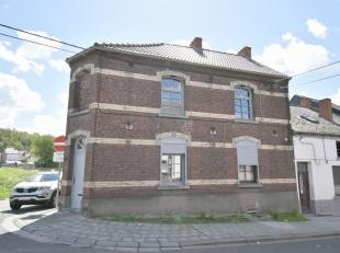 Prix: 110.000 euros, frais d'agence non inclus et à charge de l'acquéreur.<br /> Maison 3 façades comprenant:<br /> Sous-sol: Cav