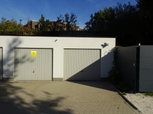 Garagebox te huur vlakbij Station Gent-Sint-Pieters!De maandelijkse algemene kosten bedragen 5 euro.
