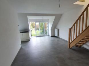 Nouvel appartement avec 2 chambres. Tout neuf et habitable directement. (nouvelle construction).<br /> Appartement basse energie - tout neuf.<br /> <b