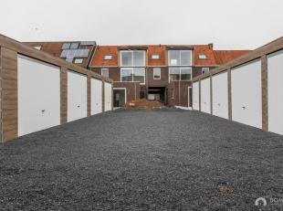 Garageboxen TE HUUR : Damberdstraat 37 8800 Roeselare
