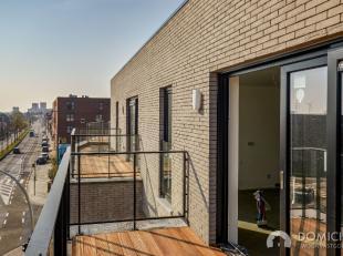 Roeselare Residentie Arena-Penthouse - Dichtbij scholen en winkels - Twee terrassen- Twee slaapkamers - zolder- Derde verdiepDeze nieuwe residentie Ar