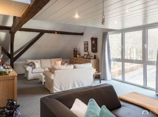 Rumbeke - Sterrebos : Unieke loft met een woonoppervlakte van maar liefst 205 m2, voorzien van 2 kamers op verdieping.De loft situeert zich aan de ing