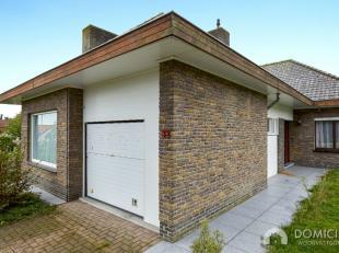 PROFITEER NU NOG VAN DE WOONBONUS OF VERLAAGDE REGISTRATIE !Hooglede : Zéér ruime te renoveren bungalow in het hartje van HoogledeDeze t