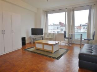 Gemeubelde studio te huur nabij Stadspark, Centraal Station en verbinding met bus & tram.U beschikt over de woonkamer met slaaphoek, geïnstal
